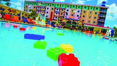hôtel Lego à Orlando