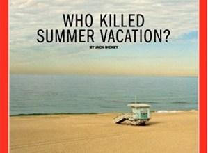 Photo of Les Américains perdent leurs vacances !