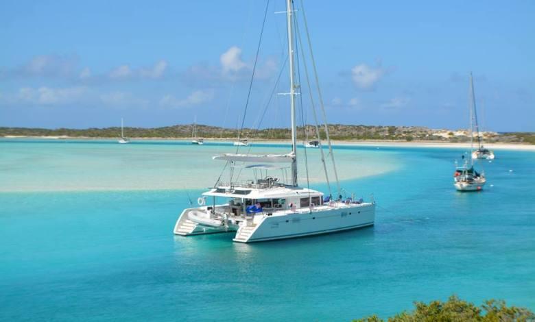 Lagon Bahamas