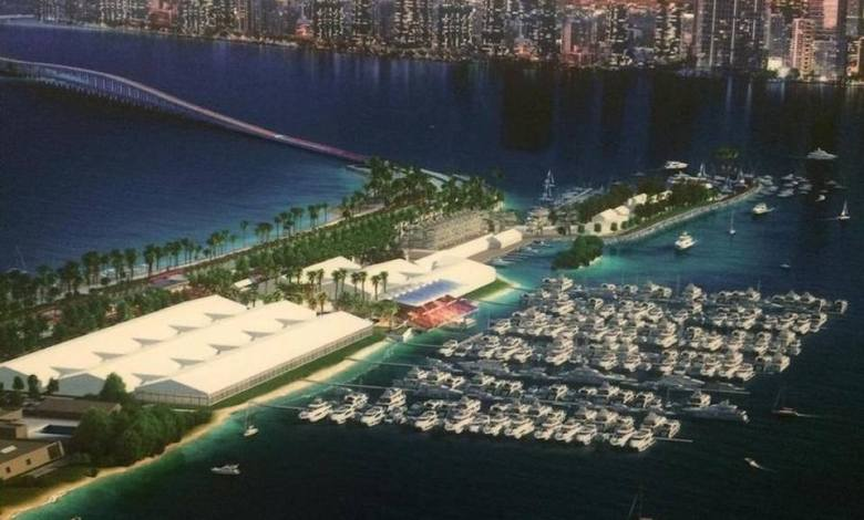 Le projet de Marine Stadium restauré, entre Miami et Key Biscayne