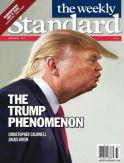 Couverture Spécial Donal Trump du Weekly Standard