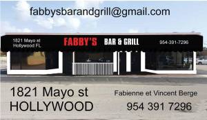 fabbys hollywood restaurant français floride