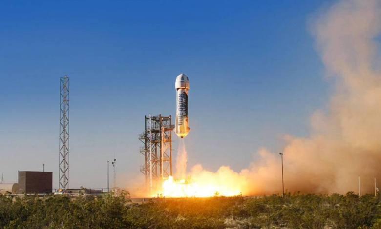 Projet de fusée Blue Origin