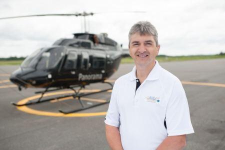 François Rivard, président d'AirRivac.