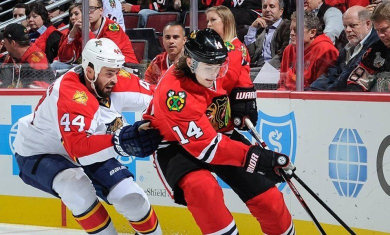 Panthères de la Floride NHL Hockey sur Glace
