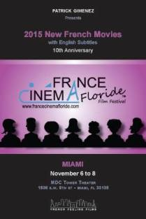affiche france cinema floride festival