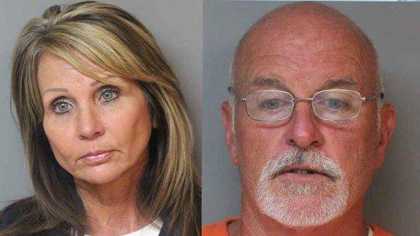 Joy et Richard Ringer (photo : bureau du shérif de Polk County)
