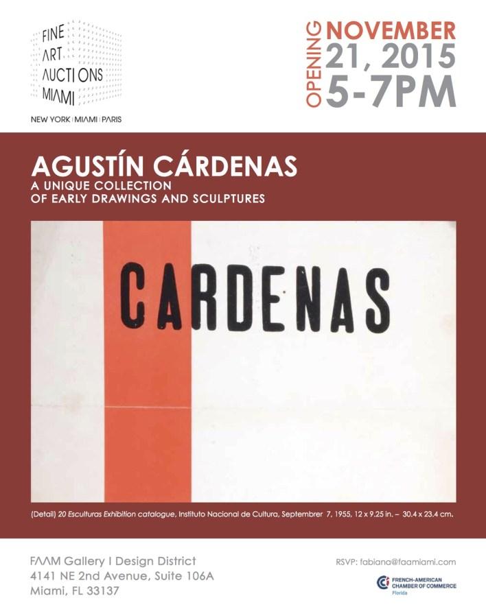 Cardenas Invitation AD