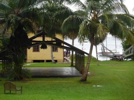 The Barnacle : parc historique à Coconut Grove - Miami - Floride