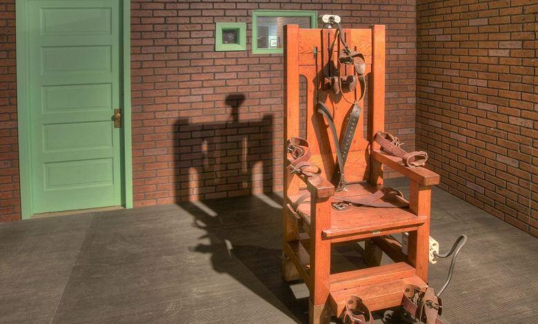 Chaise électrique peine de mort floride