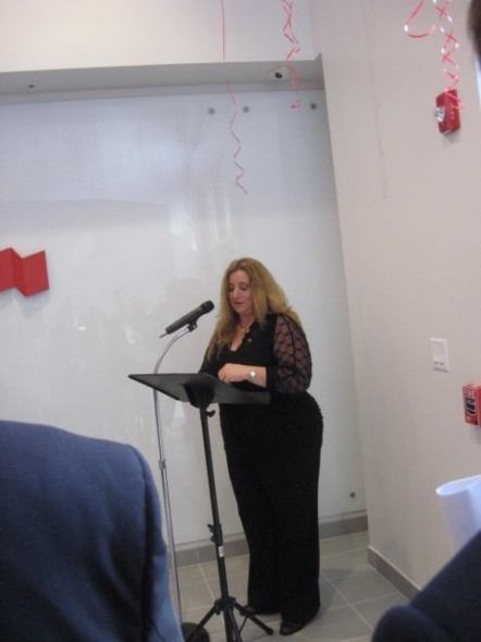 Nancy Sansone, la directrice de la succursale de Boynton.