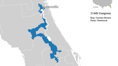 Circonscription 5 de Floride