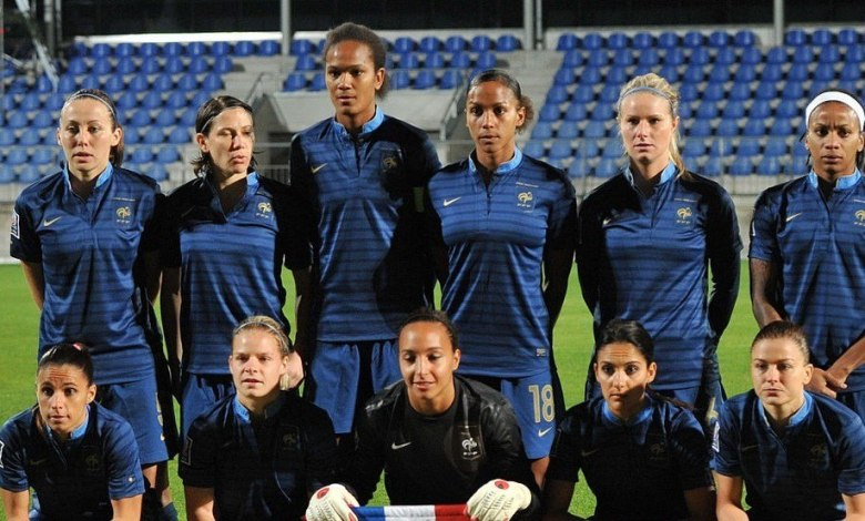 Equipe de France de Football féminine