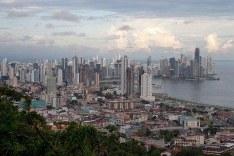 Skyline de Panama City