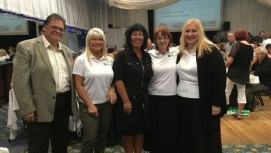 Photo of Beau succès pour le brunch-conférence de la Desjardins Bank