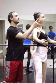 Jean-Hugues Feray, danseur, Palm Beach / Floride