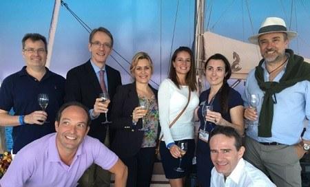 Lancement du comité maritime de la FACC Floride à Miami
