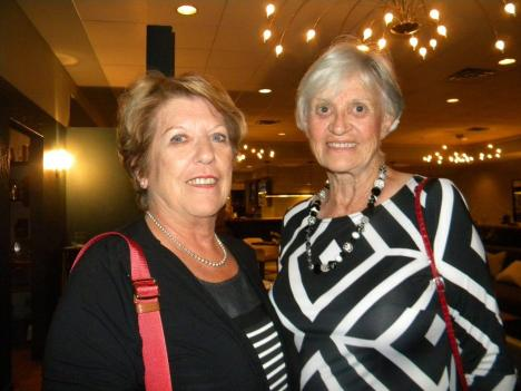 Hélène Lefort et Barbara Boutin