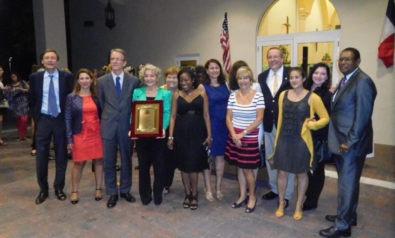 30ème anniversaire du consulat général de France à Miami