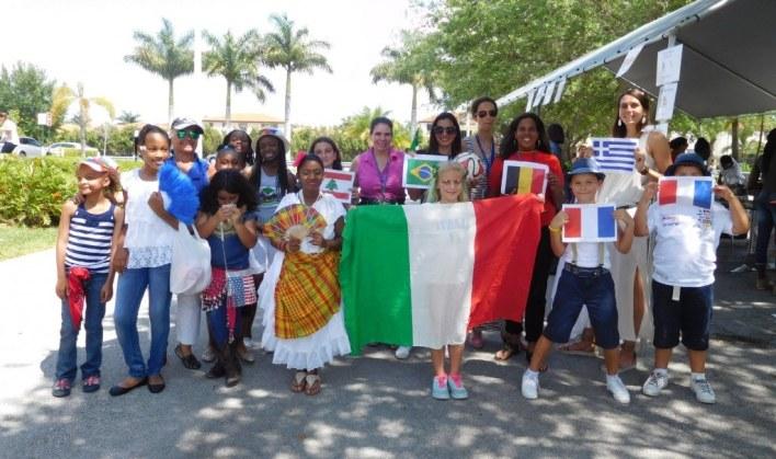 Kermesse des écoles française de Hollywood et Cooper City