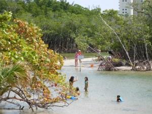 Lagon de Dubois Park à Jupiter / Floride
