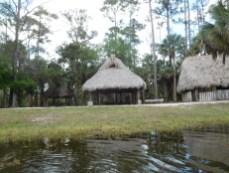 Village indien à Riverbend Park / Jupiter / Floride