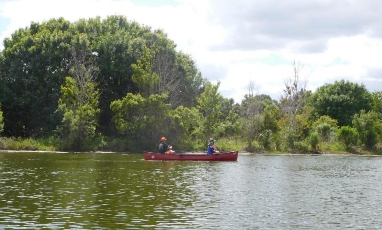 Pèche à Riverbend Park / Jupiter / Floride
