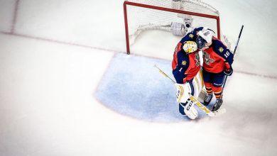 Photo of Phénoménales, les Florida Panthers coulent Montréal et ne sont plus qu'à 1 point des playoffs