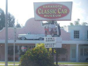 Sarasota Classic Car Museum / Floride