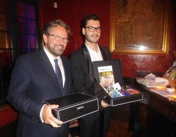Gala Facc 2016 à Miami : Frédéric Lebvre défend les jeunes entrepreneurs français !