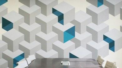 Photo of Claire Van Der Boog décore les bureaux d'Airbus Miami