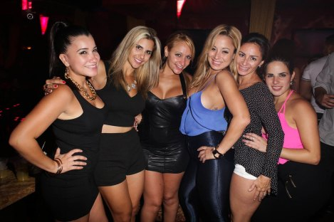 Club de Strip Tease Scarlett's à Hallandale Beach (Miami)