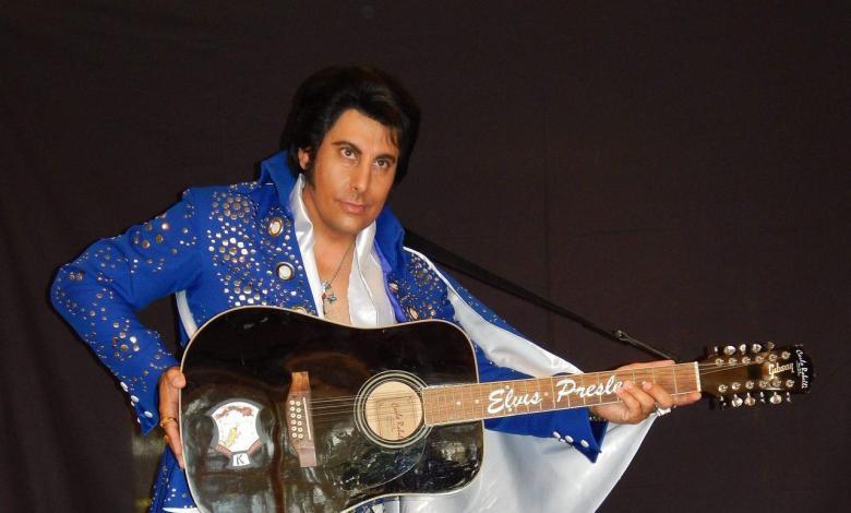 David Morin : Elvis français en Floride
