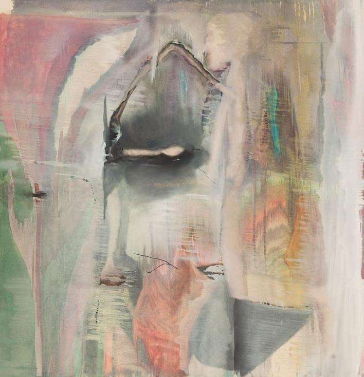 peinture de Daniel Domig exposition à Miami