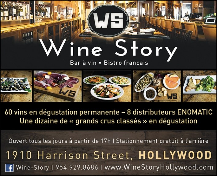 Wine Story Restaurant Hollywood