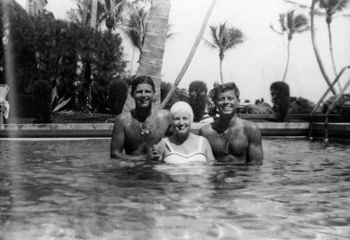 Kennedy à Palm Beach
