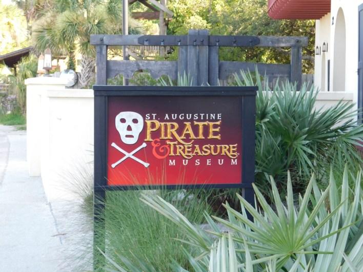 Pirate and Treasure Museum de St Augustine