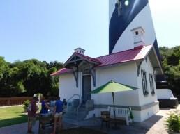 Phare de St Augustine sur Anastasia Island