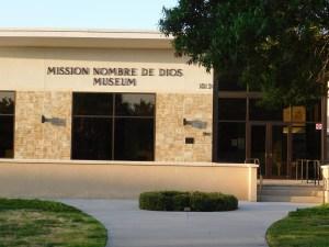 Musée de la Mission Nombre de Dios / St Augustine / Floride