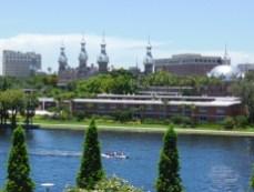 Henry B. Plant Museum, dans l'Université de Tampa / Floride
