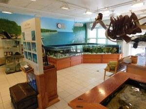 Visitors Center de Crandon Park / Key Biscayne