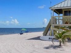 Plage de Crandon Park / Key Biscayne / Miami / Floride