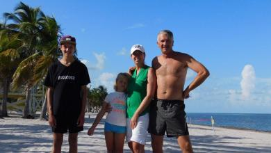 La Floride en Famille