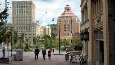Photo of Visiter Asheville, la ville des artistes en Caroline du Nord
