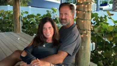 John Stevens et Michelle Mishcon Stevens, les victimes de cette attaque à Jupiter en Floride.
