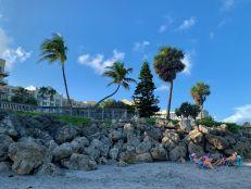 Snowbirds à Deerfield Beach en Floride