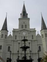 Cathédrale Saint-Louis Roi de France / La Nouvelle Orléans