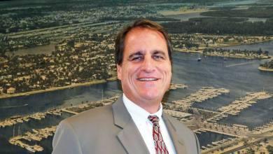 Jack Seiler, maire de Fort Lauderdale