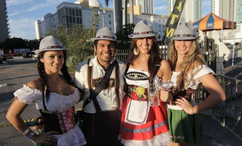 Octoberfest à Miami et en Floride