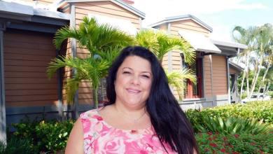 Sylvie Trudel-Arsenault, courtier immobilier en Floride